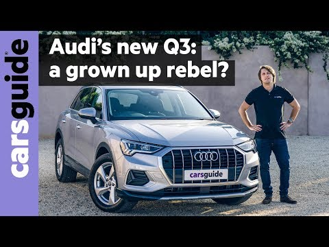 Audi Q3 2020 review