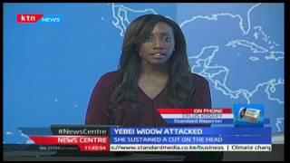 Widow of slain Meshack Yebei attacked at her home in Eldoret