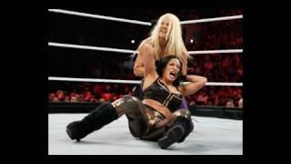 Raw: Melina vs. Jillian - Divas Championship Match