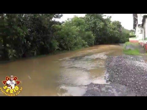 São Lourenço da Serra o Dia Seguinte depois da enchente de lama