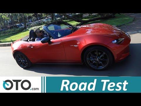 Mazda MX-5 Miata l Road Test l Sensasi Mengendarai Roadster di Jakarta l OTO.com