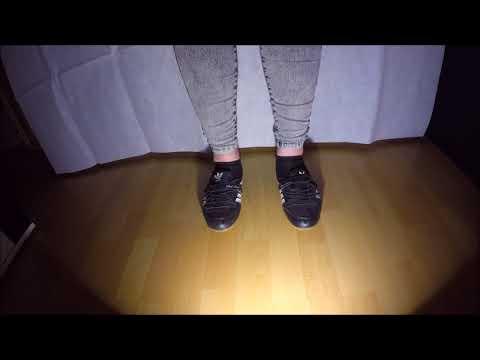 Verkauft:  Adidas Ballerinas Concord Round Schwarz Gr 40 Us 8
