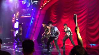 Alden Richards Hot Dance at Sunday PinaSaya - August 30, 2015 Episode