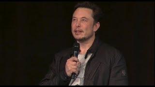 Elon Musk Tesla Shareholder Q&A (June 2018)
