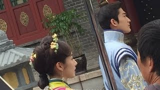 Park Min-young & Hans Zhang On the Set of Braveness of the Ming