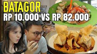 BATAGOR Rp 10.000 Vs Rp 82.000 !!   MAHAL VS MURAH