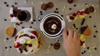 Boska Chocolade Fondueset 2 personen