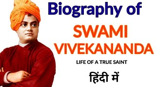 Biography of Swami Vivekananda | Life of a True Saint | हिंदी में  - Download this Video in MP3, M4A, WEBM, MP4, 3GP