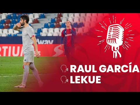 🎙 Raúl García & Iñigo Lekue | post Levante UD 1-1 Villarreal CF | J25 LaLiga 2020-21