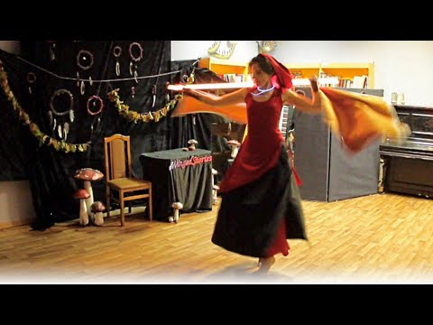 Танцы 2019 - Дорога в огонь (Мельница)