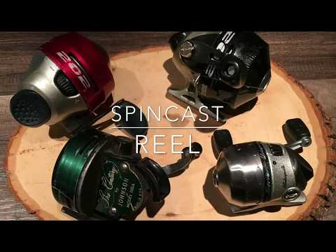 Fx4 Fishing 101 The Spincast Reel