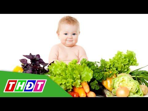Dinh dưỡng cho trẻ mầm non (05/11/2017) | Bác sĩ của bạn | THDT