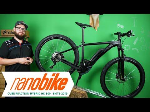Cube Reaction Hybrid Pro 500 29 E-Bike MTB 2019 | Review