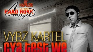 Vybz Kartel - Cya Test We (Raw) [Phase One Riddim] August 2014