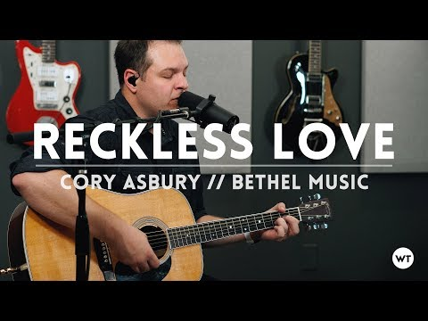 Reckless Love - Cory Asbury, Bethel Music cover