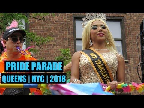 2018 Queens LGBT Pride Parade (Jackson Heights, NYC)