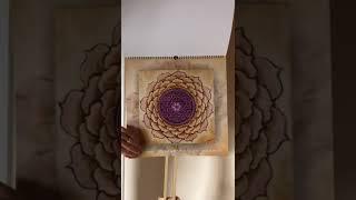 Blume des Lebens Kalender 2018