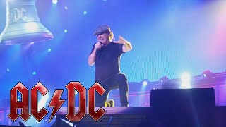 ACDC - Hells Bells - Live at Ford Field Detroit (2015/09/08)