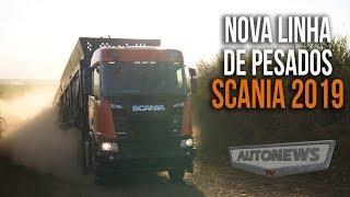 Nova linha Scania 2019