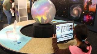A Tour of the Columbia Memorial Space Center
