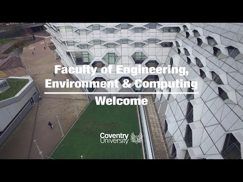 Welcome to the Faculty of Engineering, Environment & Computing