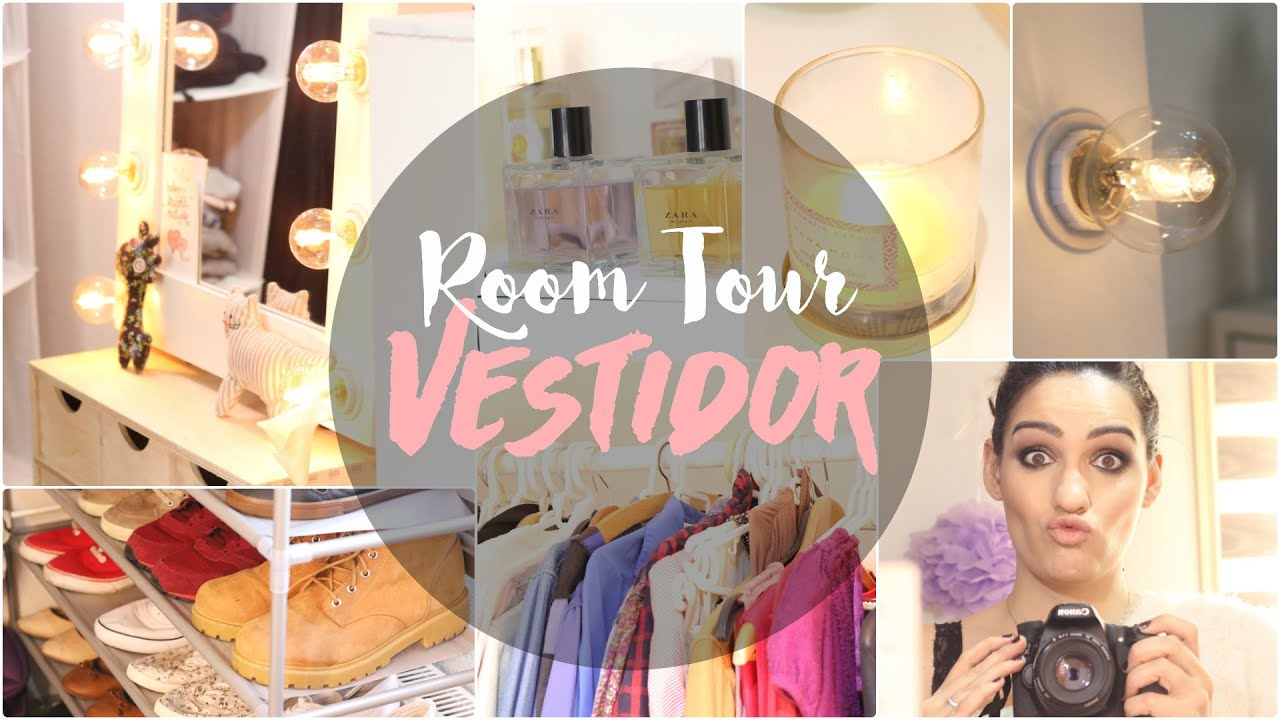 Room tour: Mi vestidor Low Cost