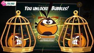 Angry Birds 2 Unlocked Bubbles! (New Bird) – New update 2019