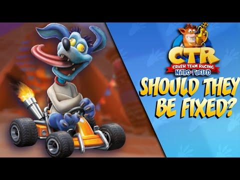 Crash Team Racing: Should Balance and Turning Be Fixed?