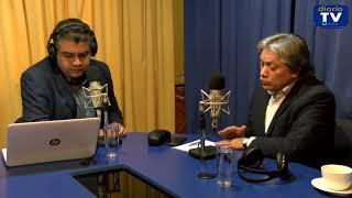 Entrevista con candidato presidencial Alejandro Navarro