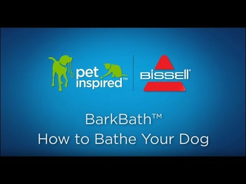 BARKBATH™ - How to Bathe Your Dog Video