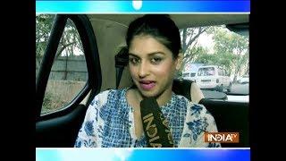 Jyoti Sharma aka Tejaswini spends a day with SBAS team
