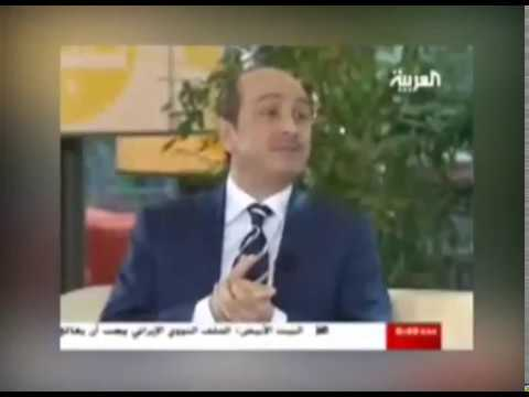 الدكتور خالد الشريف على قناة العربية يتحدث عن زراعة العدسات الدائمة ICL