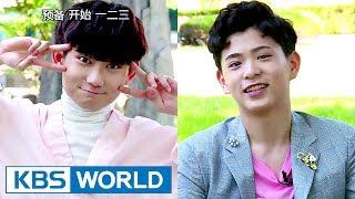 New idol boy band 'The EastLight'! [KBS World Idol Show K-RUSH / 2017.05.26]