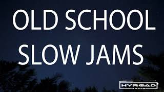 OLD SCHOOL SLOW JAMS VOL 9 Featuring Harold Melvin & The Bluenotes