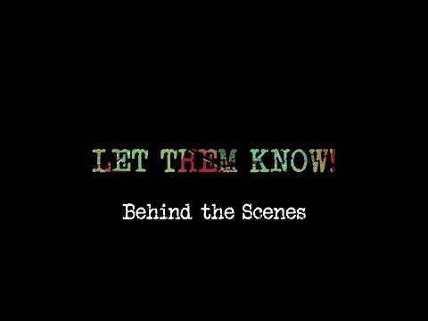 LET THEM KNOW - My Rode Reel BTS