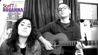 Scott and Rosanna - As the Footsteps Die out Forever (Catch 22 cover)