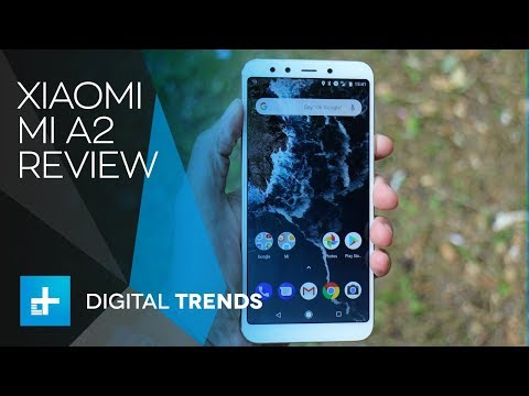 Xiaomi Mi A2 - Hands On Review