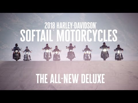 2018 Harley-Davidson Softail® Deluxe 107 in Sunbury, Ohio