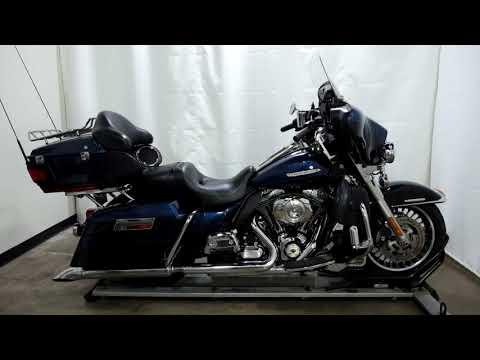 2013 Harley-Davidson Electra Glide® Ultra Limited in Eden Prairie, Minnesota - Video 1