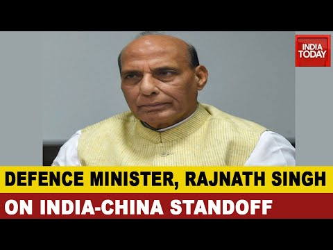 Defence Minister, Rajnath Singh Speaks On India-China Conflict: Claims That India Won't Compromise