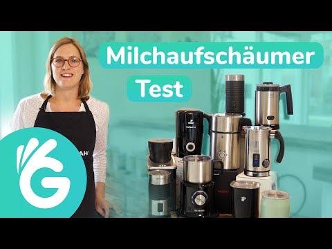 Milchaufschäumer Test - Die 10 besten Milchaufschäumer im Vergleich