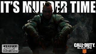 FINALLY...IT'S MURDATIME 😈 ANGRY BLACK MAN PLAYS BLACK OPS 4
