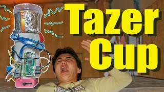 If You Can't Drink Fast Enough This Cup Tazes You
