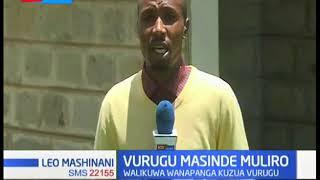 Maafisa wa Polisi watawanya wanafunzi wa Masinde Muliro baada ya Vurugu kuzuka