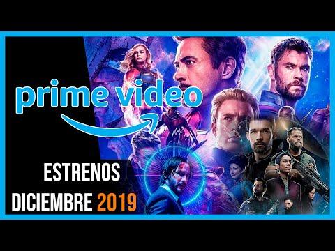 Estrenos Amazon Prime Video Diciembre 2019 | Películas y Series