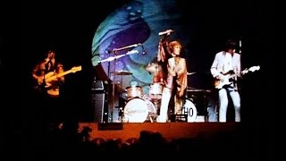 More from Monterey with an introduction from Eric Burdon The Whos opening