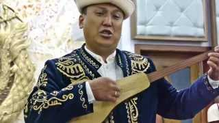 KYRGYZSTAN  TRADITIONAL SONG Male Soloist 1