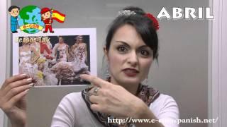 Ecomスペイン語聞き流しリスニング教材4月号