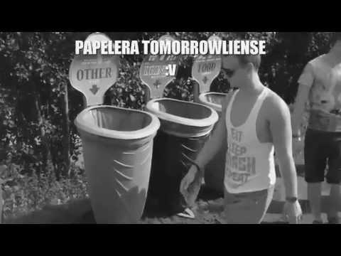 elrubiusOMG - Todas las papeleras   Papelera Tomorrowliense