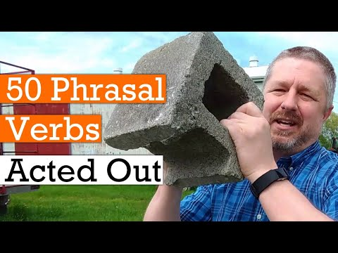 A Fun Way to Learn 50 English Phrasal Verbs with Examples!